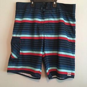 Billabong board shorts size 36